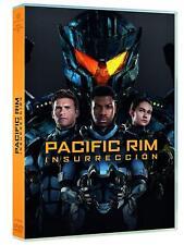 PACIFIC RIM INSURRECCION DVD NUEVO ( SIN ABRIR )