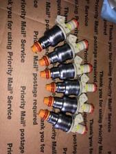 160LB UPGRADE! FUEL INJECTORS SET 6  EV1 0280150839 0280150846 Genuine Bosch