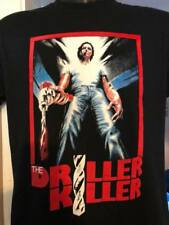 Driller Killer 1979 movie T-shirt EXCLUSIVE Horror Slasher