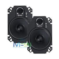 "INFINITY KAPPA 462.11cfp 4"" x 6"" 2-Way CAR AUDIO PLATE SPEAKERS SYSTEM 4x6 PAIR"
