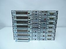Cisco 2800 Series Router CISCO 2811 NME-16ES-1G-P, WIC1DSU-T1V2, WIC1DSU-T1V2