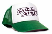 Sasquatch Style trucker Cap Hat Baseball Funny Curved Bill Big Foot Adult