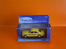 Vanguards Die-Cast Replica - VA05509 - 1:43 - Ford Consul Swift Yellow Cars