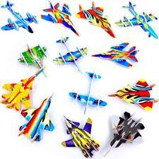 German Trendseller® - 12 x Styropor Flieger l Mitgebsel | Kindergeburtstag | Jet