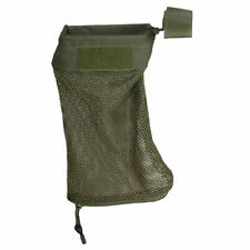 OD Tactical Ammo Brass Shell Catcher Collector Mesh Nylon Range Trap Bag Pouch