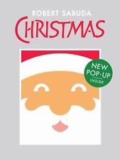 Christmas (Pop-up) by Sabuda, Robert Clarke