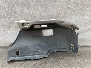 ✔LEXUS 16-19 RX350 RX450H TRUNK REAR RIGHT SIDE LINER CARPET PANEL COVER OEM
