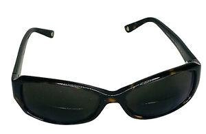 Bebe sunglasses readers oval tortoise black bifocal bb7049 CHEERFUL dark tint