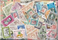 Jordanien Briefmarken 1.000 verschiedene Marken