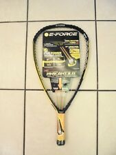 """New 2018 E-Force Breakout Graphite Racquetball Rqt 3 5/8"""" Grip"""