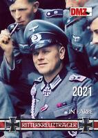 Ritterkreuzträger Kalender in Farbe 2021 - 14 Farbige Kalenderblätter