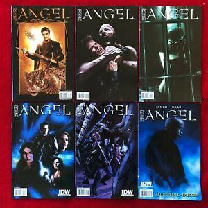ANGEL  18 19 20 21 22 23  AFTERMATH     STORY ARC BUFFY SERIES -  IDW COMICS