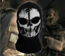 Call of Duty COD 10 Ghosts Elias Last Mission Balaclava Ski Skull Hood Mask ME