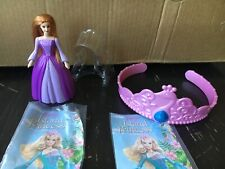 2 Toys BURGER KING Meal Toy 2007 Barbie The Island Princess New