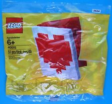 LEGO 40015 - VALENTINE'S DAY CARD with RED HEART - 51 Pieces - Polybag - NEW!