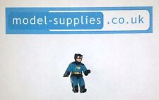 Corgi 267 / 107 Batmobile / Batboat Reproduction Painted Plastic Batman Figure