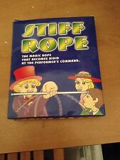 Pantomime - Stiff Rope Trick