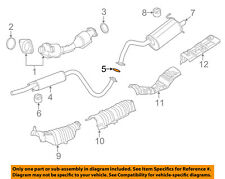 NISSAN OEM Exhaust-Front Pipe Gasket 2069157E01