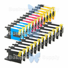 24 PACK LC71 LC75 NON-OEM Ink for BROTHER MFC-J430W LC-71 LC-75 LC71 LC75 LC79