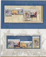 Stamps Australia 2001 Centenary of Federation mini sheet & set post office pack