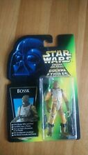 Star wars the power of the force bossk figure
