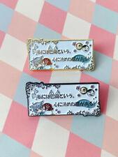 Kamisama Love Kiss Momozono Nanami Tomoe Badge Brooch Pin Enamel Limited N