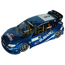 COLT 190mm Clear Body IMPREZA WRC 08 EP 1:10 RC Car Touring Drift On Road #M2333