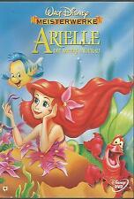 Arielle, die Meerjungfrau - Walt Disney Meisterwerke / DVD #3520