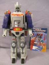 "Transformers G1 ""GALVATRON"" Vintage Movie Decepticon 1986"