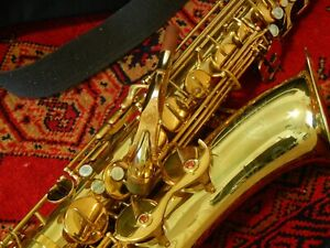 AMATI ATS61 TENOR SAXOPHONE, MADE IN EUROPE, GREAT PLAYER!