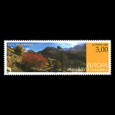 Andorra 1999 - Europa Stamp Nature Lanscape - Sc 506 MNH