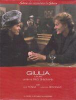 Dvd **GIULIA ~ JULIA** di Fred Zinnemann con Jane Fonda V. Redgrave nuovo 1977