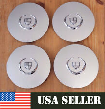 Cadillac Escalade center caps wheel hubcaps CHROME EXT ESV 4575 SET OF 4 NEW