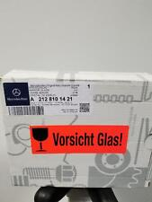 Mercedes MERCEDES-BENZ OEM Door Rear Side View-Mirror Glass Right 2128101421