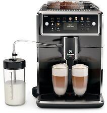 Saeco SM7580/00 Xelsis Kaffeevollautomat, LED Display, pianoschwarz