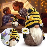 Bumble Bee Striped Gnome Scandinavian Tomte Nisse Swedish Honey Bee Elfs Home