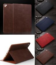 Luxury Real Leather Smart Flip stand Case Cover For Apple iPad Pro Air 10.2 10.5