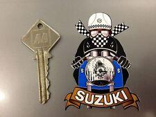 Suzuki Cafe Racer Completo Casco Motocicleta pegatina Gsxr Gsx Gt