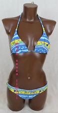 calzedonia XS033 costume bagno bikini donna mare piscina fantasia 1 XS 65 80 30