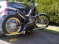MOTORBIKE RACKS,MOTORCYCLE RACKS,for 4x4s and Vans FULL KIT, NEW