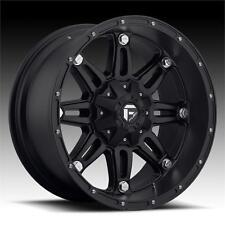 "18"" Fuel Hostage Wheels 32"" Toyo AT2 Tires 6x5.5 6x135 6 lug Chevy GM Ford Truck"