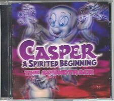 CASPER - A SPIRITED BEGINNING - O.S.T. - CD (OTTIME CONDIZIONI)