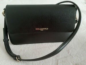 KARL LAGERFELD Paris crossbody handbag