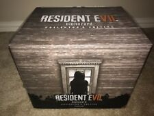 Brand New Resident Evil 7 biohazard Collector's Edition PlayStation 4 PS4