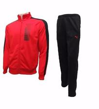 PUMA Long Sleeve Fitness Activewear for Men with Pockets