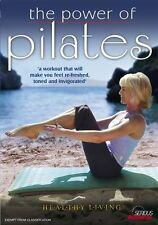 The Power Of Pilates (DVD, 2010) -  New - Region Free