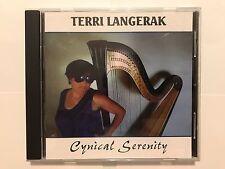 Terri Langerak - Cynical Serenity (CD) Very Good