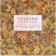 "Orchestral Manoeuvres In The Dark - Talking Loud And Cl 7"" Vinyl Schallpla 43274"