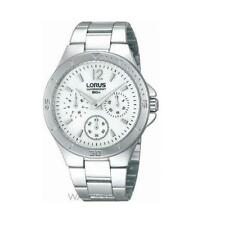 Lorus RP613BX9 Quartz Analogue Movement Polished Stainless Steel Ladies Watch