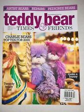 TEDDY BEAR Times And Friends Magazine April/May 2020 Issue 246
